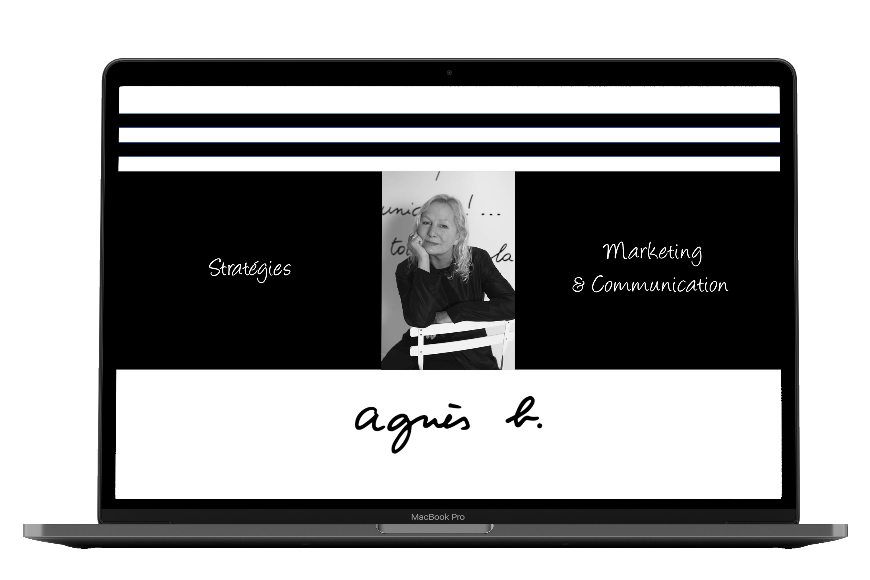 Stratégie de marque Agnès b