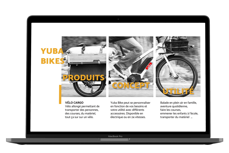 Yuba bike - Concept