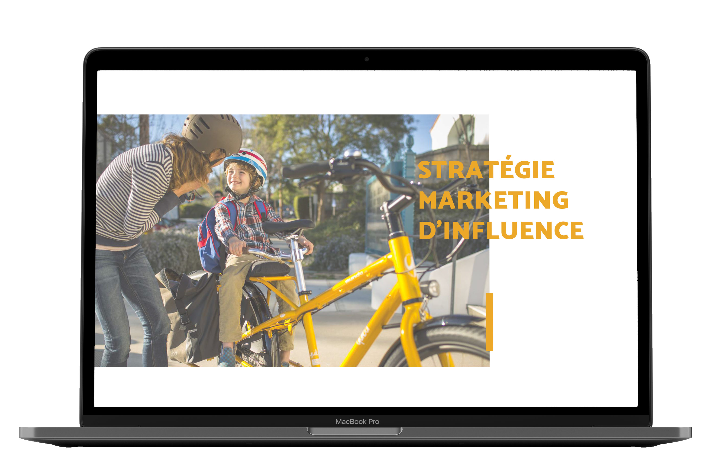 Stratégie d'influence Yuba bike